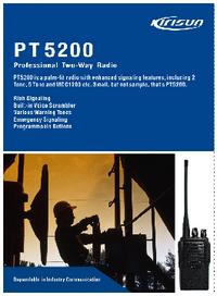 Datasheet Kirisun PT5200