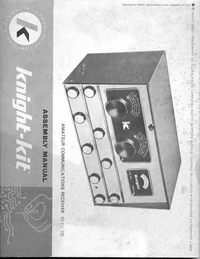 User Manual Knight 83 YU 726