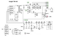 Cirquit Diagrama Knight TR-106