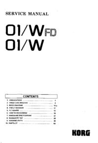 Korg-9496-Manual-Page-1-Picture