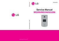 Service Manual LG MG296