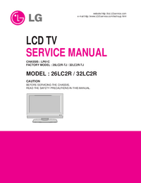 Service Manual LG LP61C