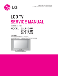 Service Manual LG 42LP1D-UA