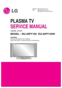 Manual de servicio LG AF-044P
