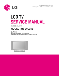 Service Manual LG ML-041A