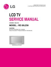 Serviceanleitung LG ML-041A