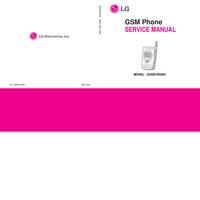 Manual de serviço LG W5200