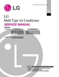 Manual de servicio LG AMNC123DEA0(LMN120CE)