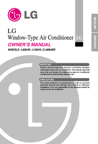 User Manual LG L8004R