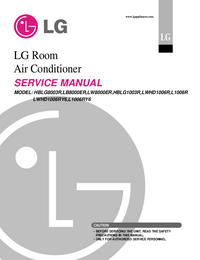Instrukcja serwisowa LG LWHD1006RY6