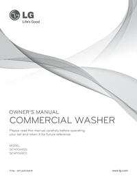 Manuale d'uso LG GCW1069QS