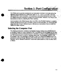 LeCroy-4093-Manual-Page-1-Picture
