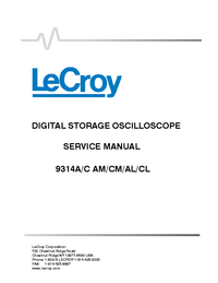 LeCroy-4100-Manual-Page-1-Picture