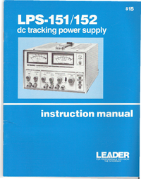 Leader-3781-Manual-Page-1-Picture