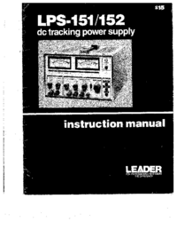 Leader-6872-Manual-Page-1-Picture