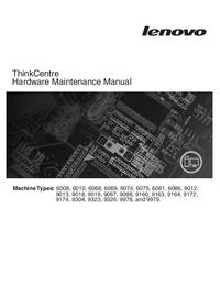 Instrukcja serwisowa Lenovo ThinkCentre 6069