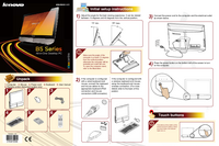 Manual de servicio Lenovo IdeaCentre B5 Series