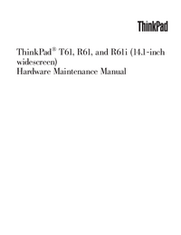 Service Manual Lenovo MT 6480