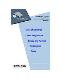 Lexmark-2870-Manual-Page-1-Picture