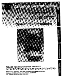 Manual del usuario M2 OR2800PDC