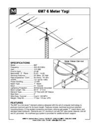 Manual del usuario M2 6M7