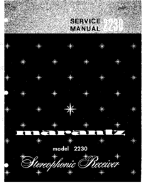 Marantz-6600-Manual-Page-1-Picture