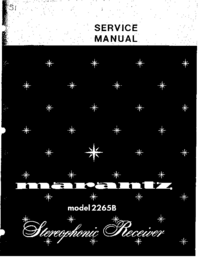 Marantz-6611-Manual-Page-1-Picture