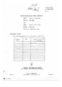 Service Manual Marconi 2018