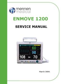 Service Manual Mennen ENMOVE 1200