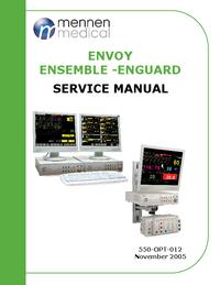 Руководство по техническому обслуживанию Mennen Envoy