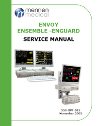 Service Manual Mennen Envoy