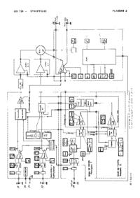 Cirquit Diagram Metrix OX 734