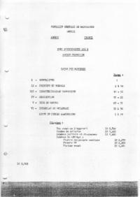 Service et Manuel de l'utilisateur Metrix 626B