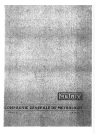 Metrix-3818-Manual-Page-1-Picture