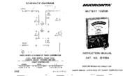 User Manual Micronta 22-030A