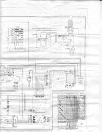Cirquit Diagram Miele W726