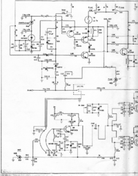 Cirquit diagramu Mirage B215G