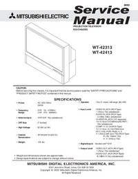 Service Manual Mitsubishi K20