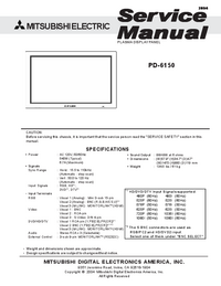 Mitsubishi-1331-Manual-Page-1-Picture