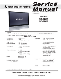 Mitsubishi-1338-Manual-Page-1-Picture