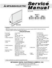 Mitsubishi-1342-Manual-Page-1-Picture