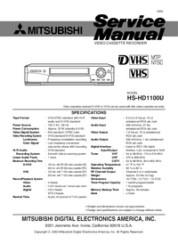 Mitsubishi-2978-Manual-Page-1-Picture