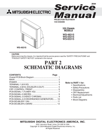 Mitsubishi-2993-Manual-Page-1-Picture