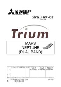 Instrukcja serwisowa Mitsubishi Trium Neptune