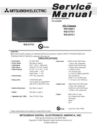 Mitsubishi-4635-Manual-Page-1-Picture