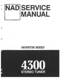 NAD-4122-Manual-Page-1-Picture