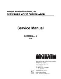 Manual de servicio NMI e360