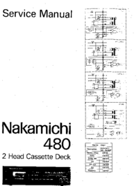 Nakamichi-1715-Manual-Page-1-Picture
