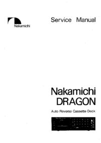 Nakamichi-4360-Manual-Page-1-Picture