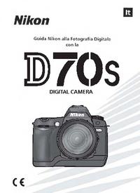 Bedienungsanleitung Nikon D70s